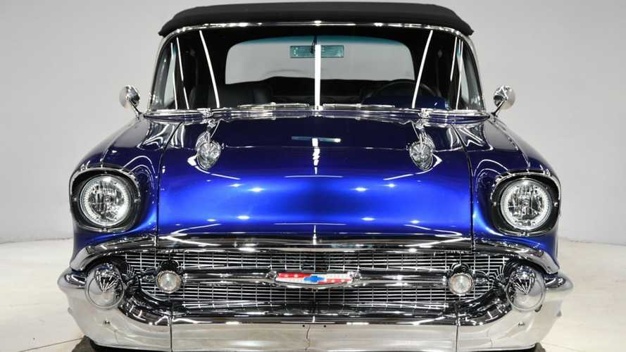 Custom 1957 Chevrolet Bel Air Ultra Pro Touring Will Blow You Away
