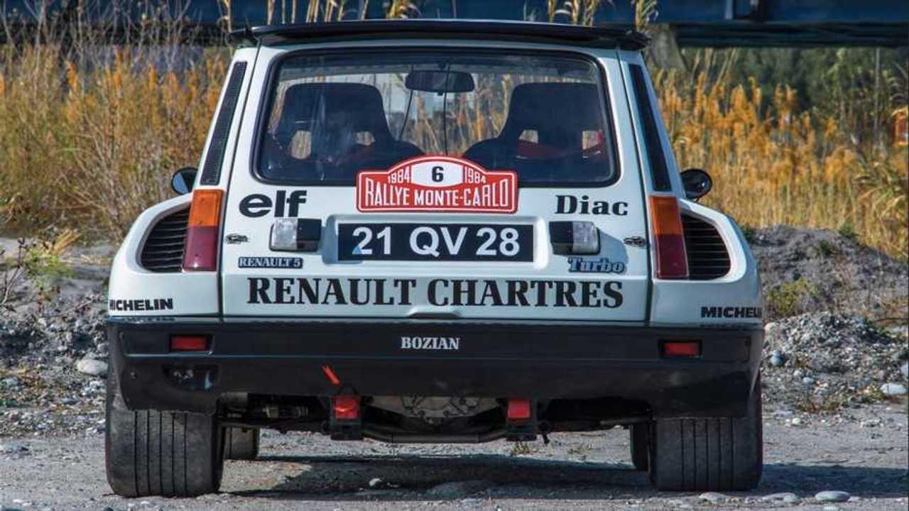 Renault 5 Turbo 2 Grupo 4 de competición (1982)
