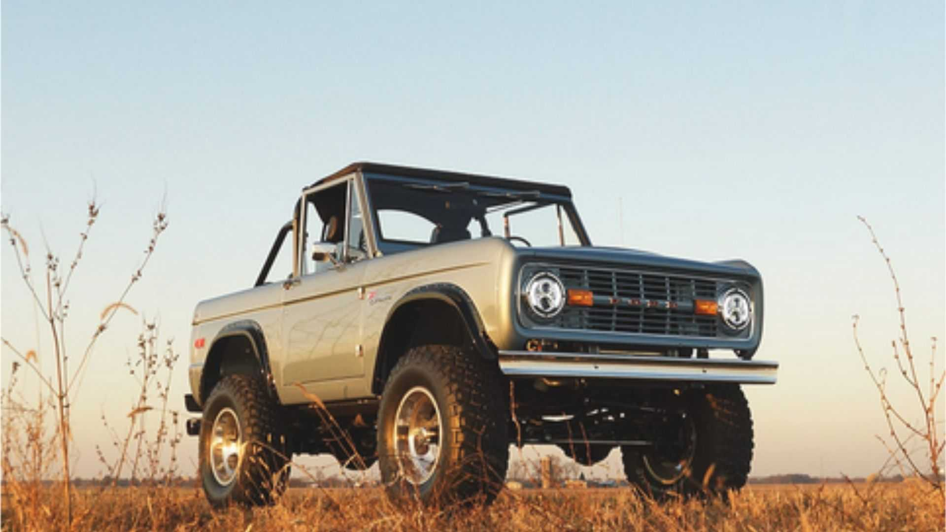 Build A Ford >> Gateway Bronco Will Build The Ford Bronco Of Your Dreams Motorious