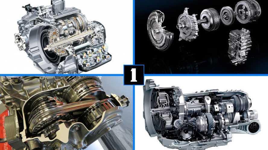 Otomotiv endüstrisinde kullanılan en ünlü 10 şanzıman