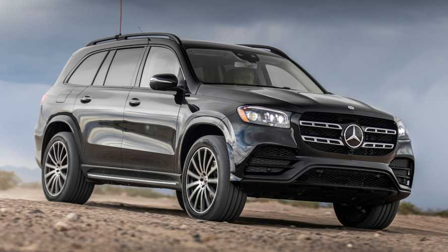 2020 Mercedes GLS 580 Begins At $97,800