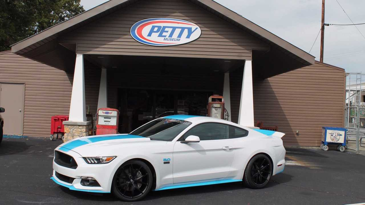 2019 Petty's Garage Warrior Mustang Available To Public