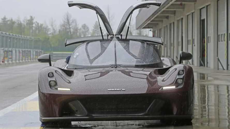 Dallara Stradale : Premier test