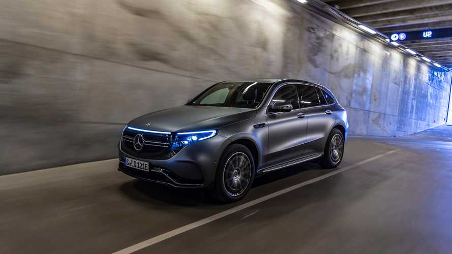 Mercedes-Benz EQC400 4Matic 2020
