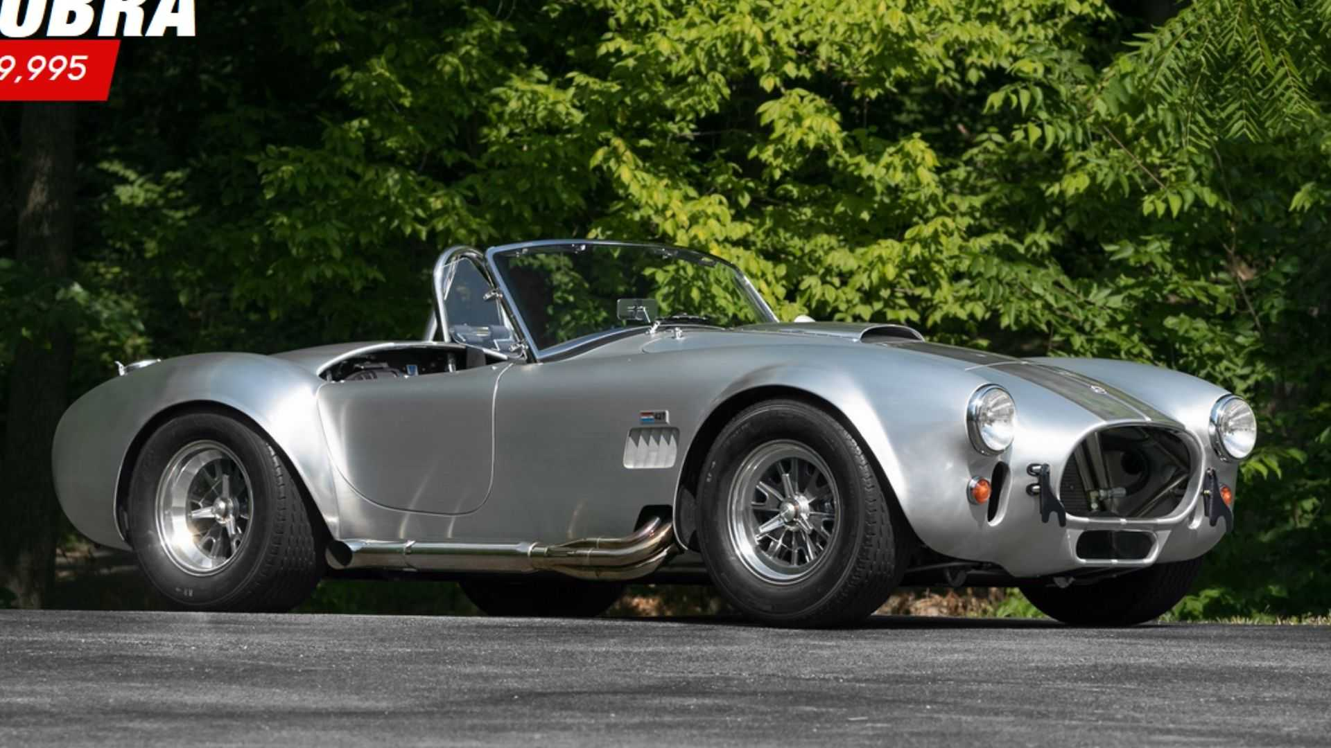 Famous 1965 Kirkham Cobra Could Be All Yours | Motorious