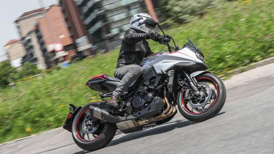 Suzuki Katana Tour e DemoRide Tour: questo weekend le ultime tappe