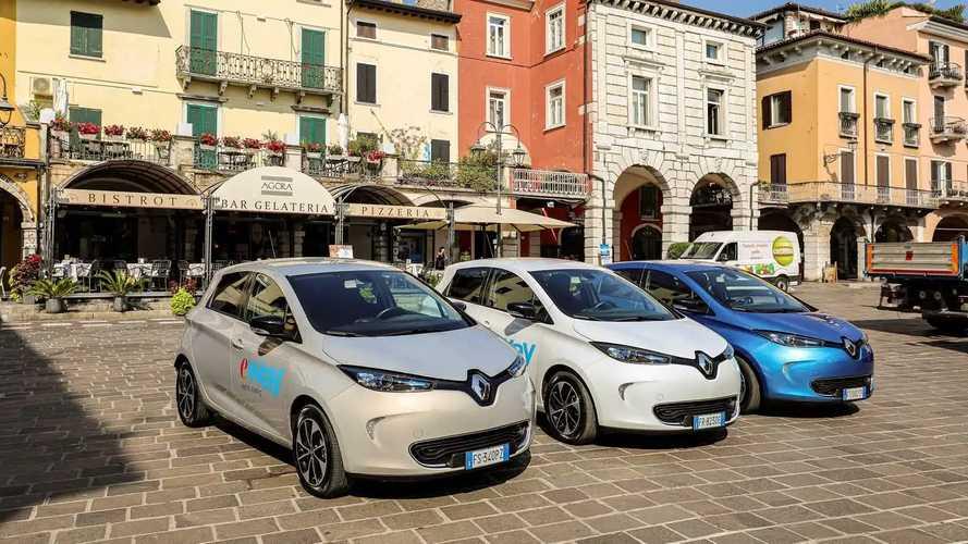 Car sharing E-Way