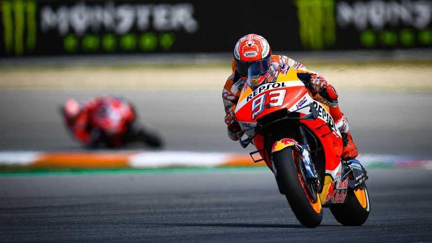 MotoGP: Marquez e il motomondiale sono due cose separate