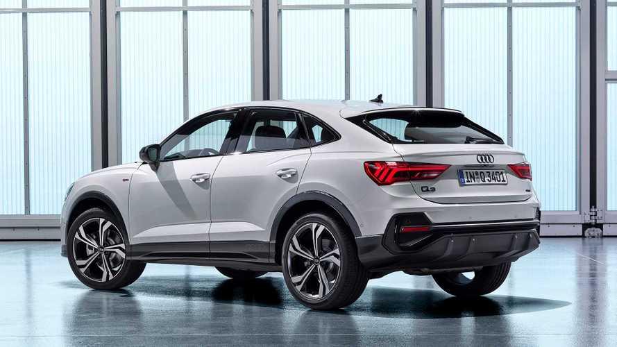 Győrből érkezik az utakra az Audi Q3 Sportback