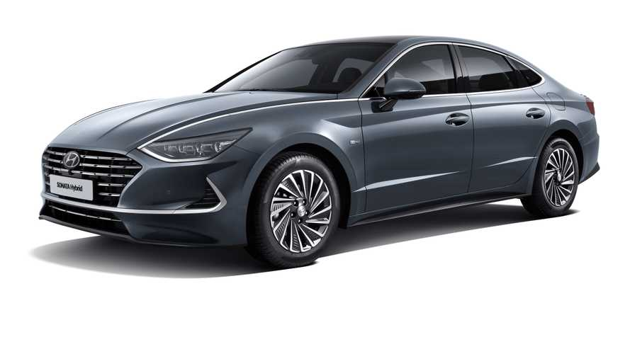 2020 Hyundai Sonata Hybrid And Its Solar Roof Make Global Debut