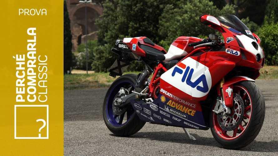 Ducati 999R Fila | Perché Comprarla Classic
