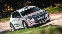 Peugeot 208R2 Compétition Client