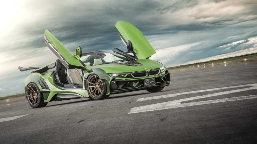 BMW i8 Roadster E.N. ARMY Edition