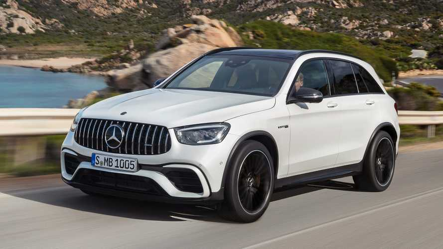 Mercedes announces sub-£75k price tag for new AMG GLC 63