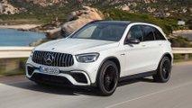 nuova Mercedes-AMG GLC 63