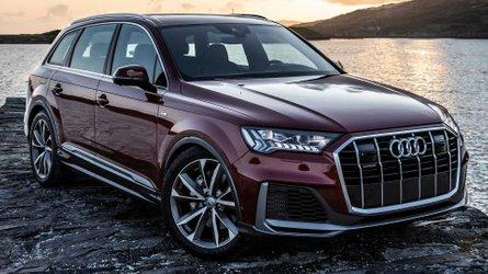 2020 Audi SQ7 TDI Arrives With Fresh Design, Torque-Rich V8 Diesel