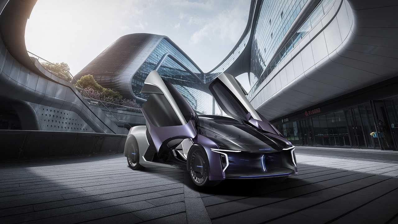 Buy Car Usa >> Human Horizons Presented The Wrong Car: Meet The Concept H