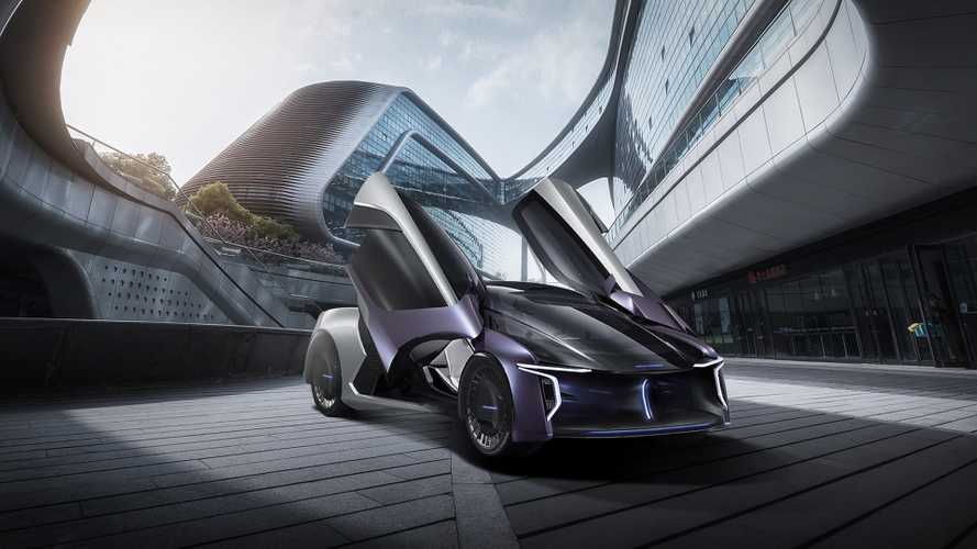 Human Horizons presented the wrong car: Meet the Concept H