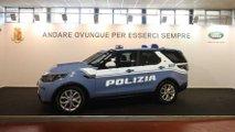 Land Rover Discovery, 30 fuoristrada per la Polizia di Stato