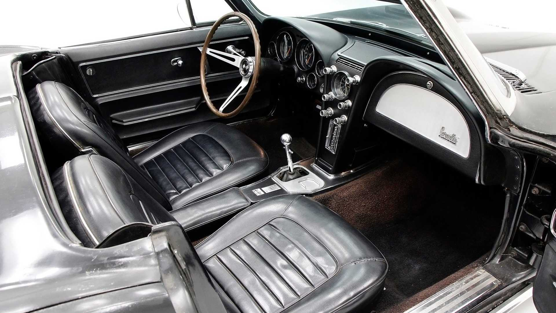 """[""""Have Some Topless Fun In A 1966 Chevrolet Corvette Roadster""""]"""