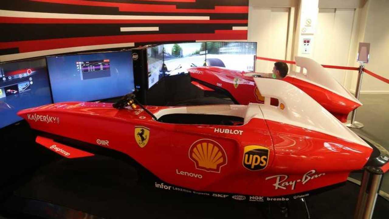 Ferrari Torneo Simulatori