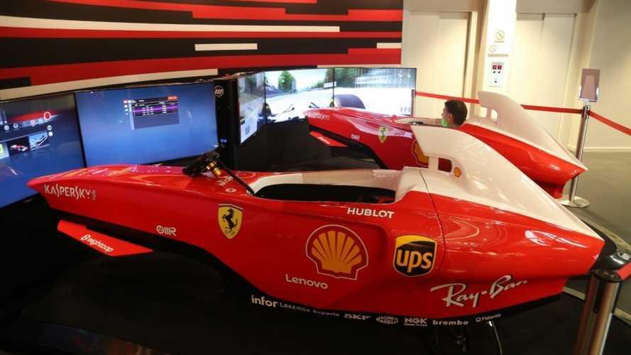 Ecco come guidare una Ferrari di Formula 1 al Mugello