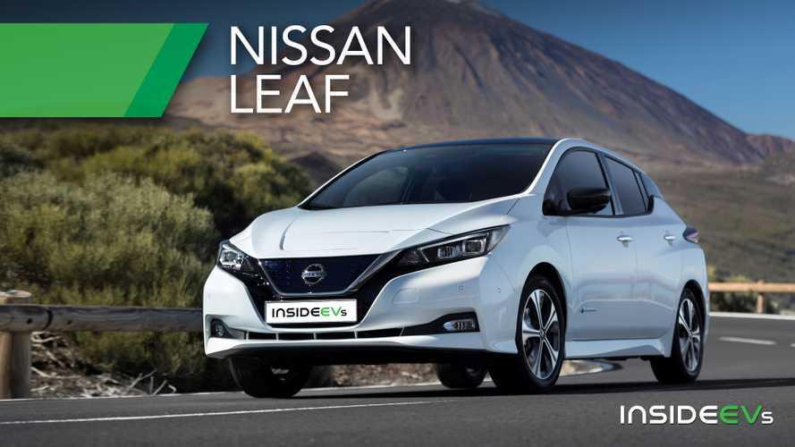 Nissan Leaf, tutto quello che c'è da sapere