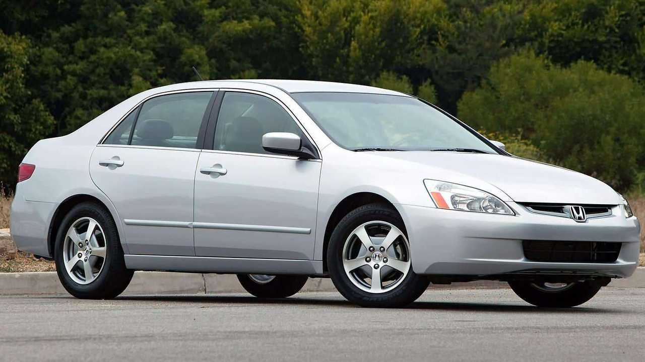 Honda Accord Híbrido 2005