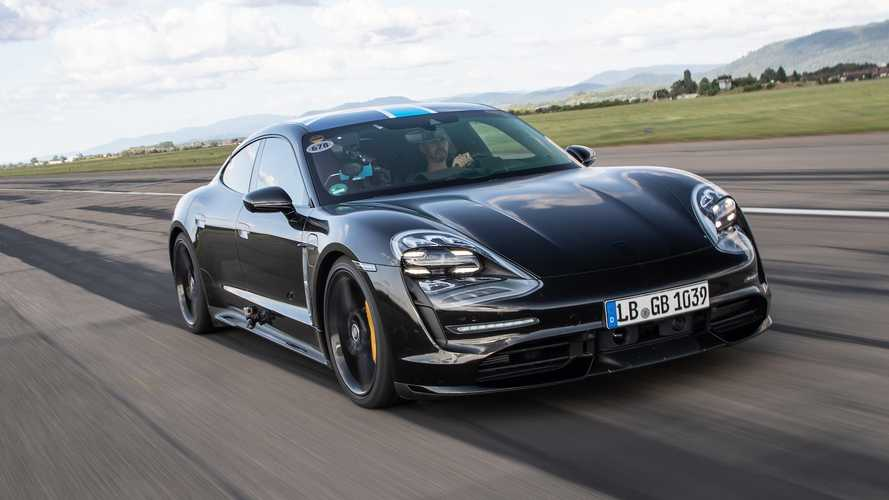 2020 Porsche Taycan Debut To Be Livestreamed On September 4