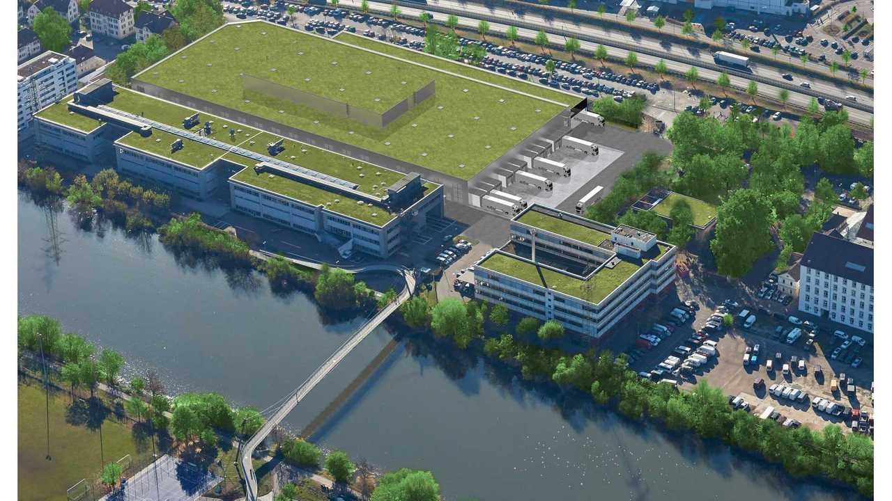 Construction Of Mercedes Untertürkheim Battery Plant Officially Starts