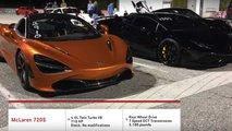 Lamborghini Huracán vs McLaren 720s, atmosférico frente a turbo