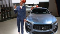 Maserati Levante for Ray Allen