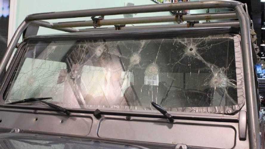 2012 Land Rover Defender Crew Cab Skyfall