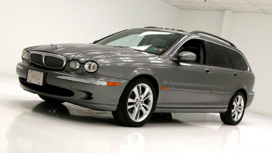 Do You Want It All? This 2007 Jaguar X-type Sportwagon Can Provide