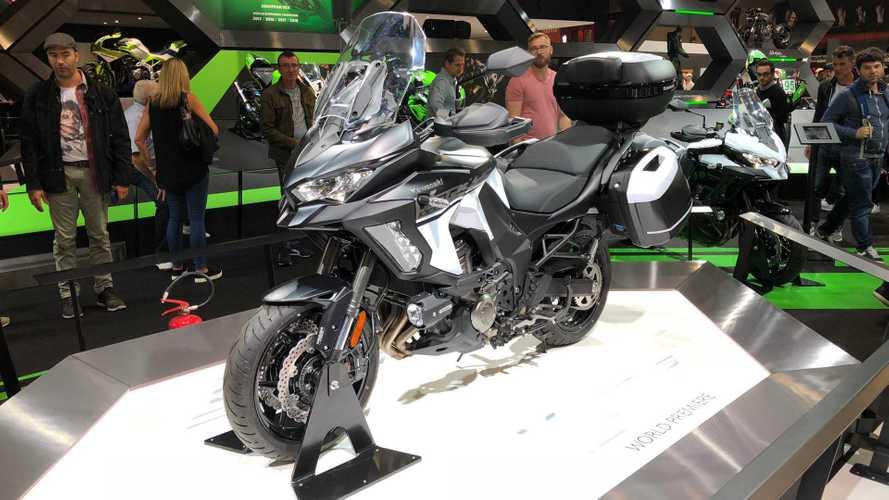 Nova Kawasaki Versys 1000 chega ao Brasil; veja preços