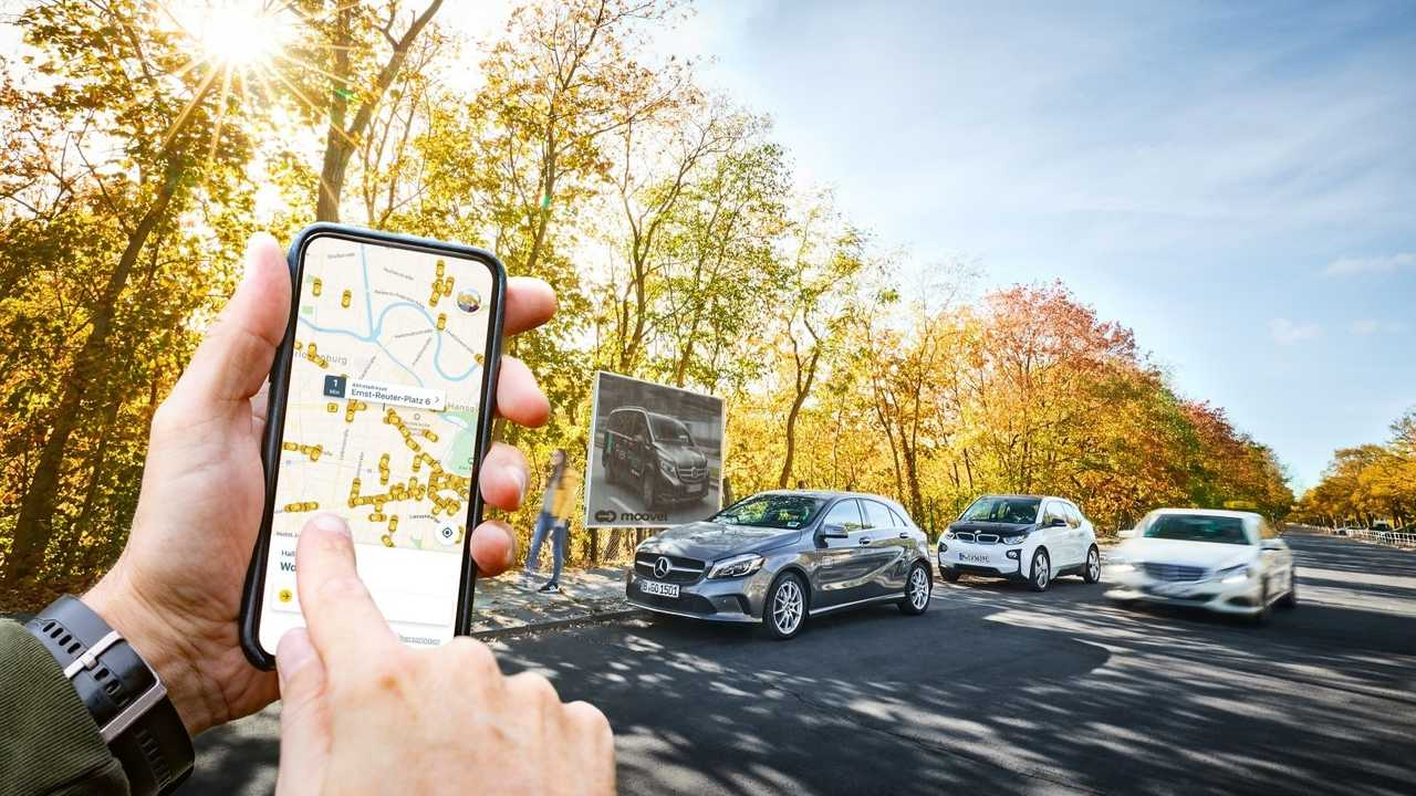 Moovit, l'app per la mobilità da oggi integra anche Free Now