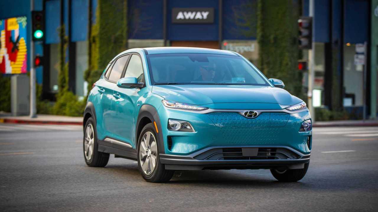 5. Hyundai Kona Electric / Kia Niro EV