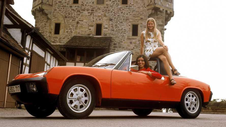 50 Jahre Porsche 914: Ein Mittelmotor-Sportwagen mit Kante