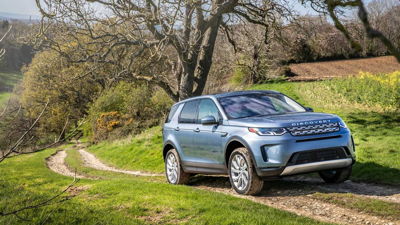 Land Rover Discovery Sport 2021 turbodiesel