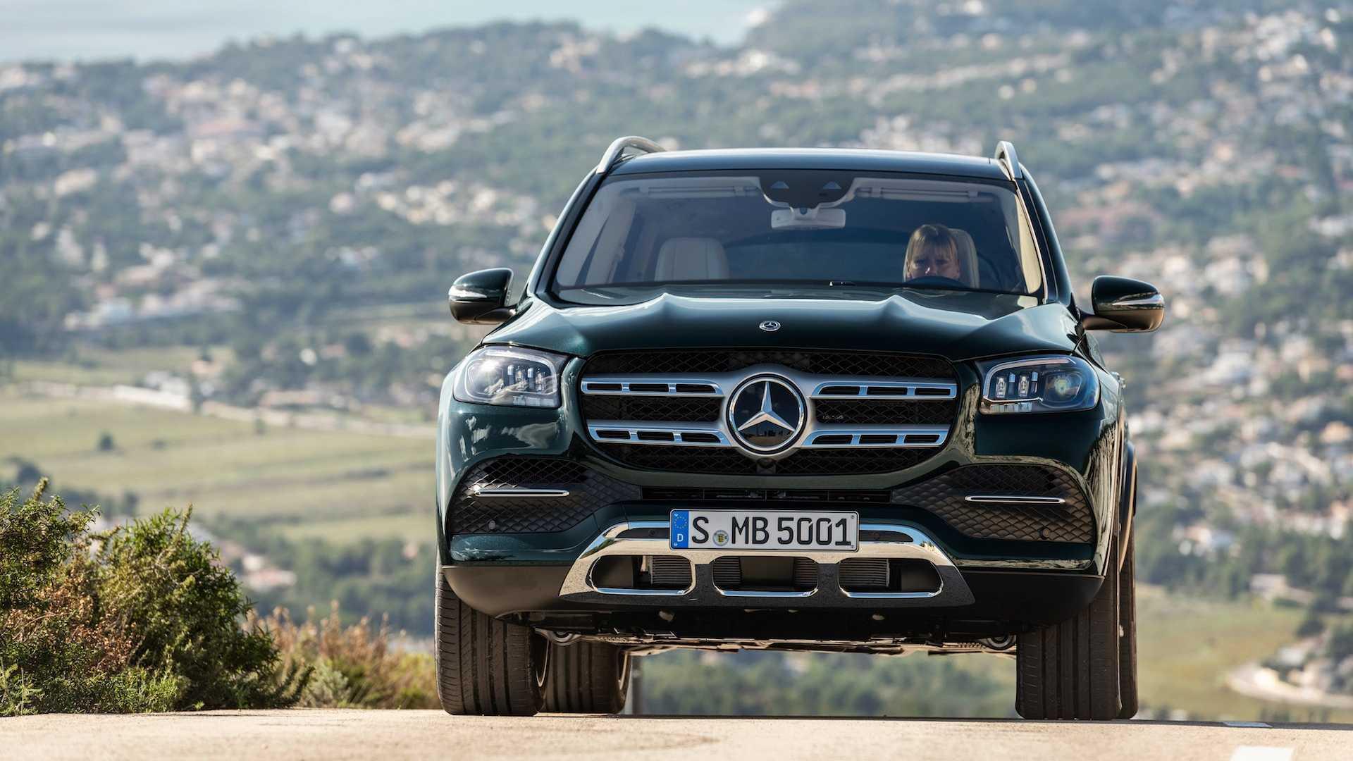 Mercedes-Benz GLS 2020, más grande y potente que nunca