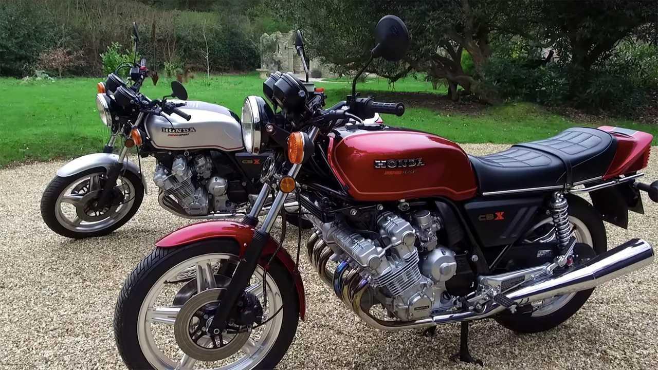 Honda CBX1000 Overview