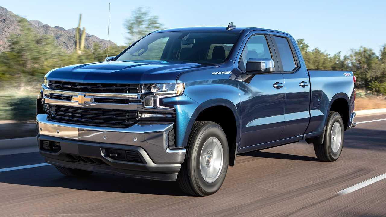 Autos mit krassem Grill: Chevrolet Silverado