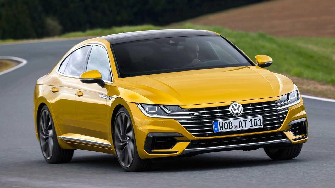 Autos mit krassem Grill: VW Arteon