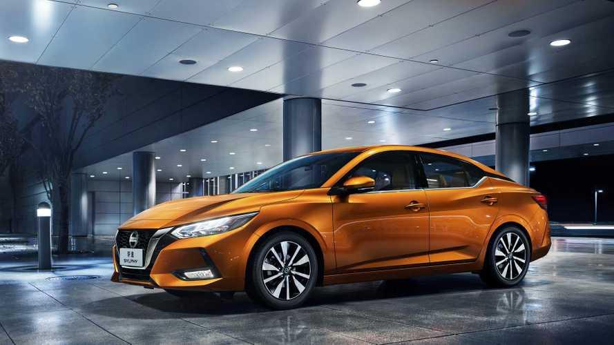 Esperado no Brasil, novo Nissan Sentra lidera na China em abril