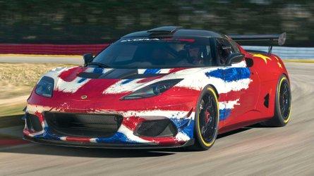 Lotus Evora GT4 Concept 2019, casi listo para las carreras
