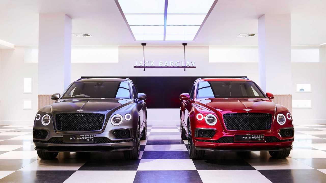 Bentley Bentayga Special Editions