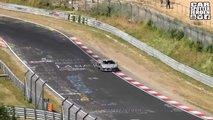 C8 Chevrolet Corvette Hard Testing At The Nurburgring