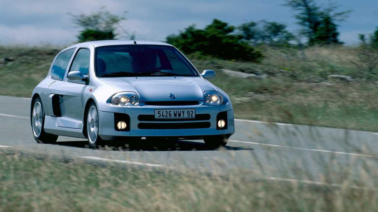 Renault Clio V6 2001: más de 6,5 millones de pesetas