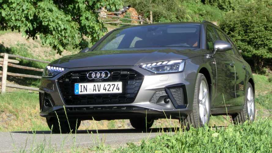 Audi A4 Avant Facelift (2019): Als S4 TDI und mit 190-PS-Diesel im Test