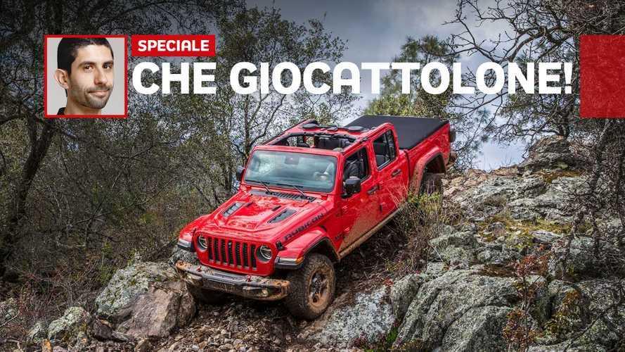 Jeep Gladiator, un